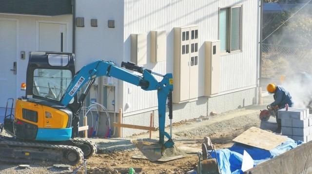 新築工事の外構工事を奈良県で発注依頼!