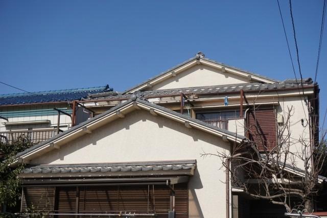 リフォーム工事の外壁塗装、足場設置の発注依頼!